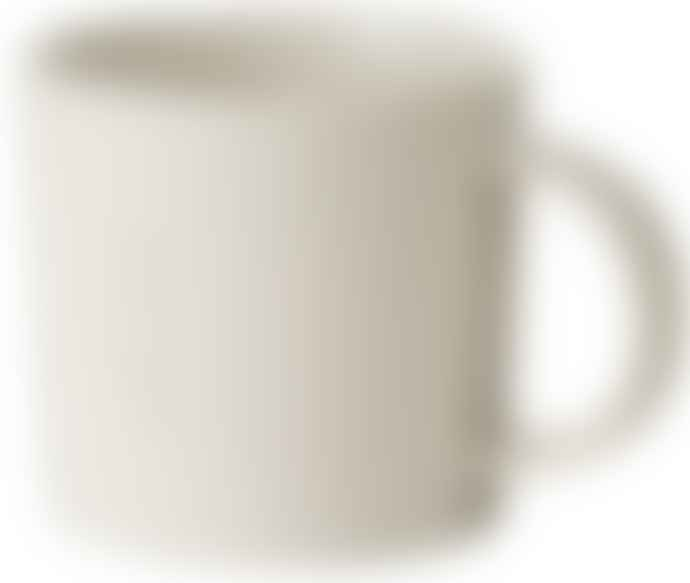 Ernst White Stoneware Expresso Cup