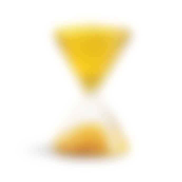 &klevering Yellow Dots Hourglass