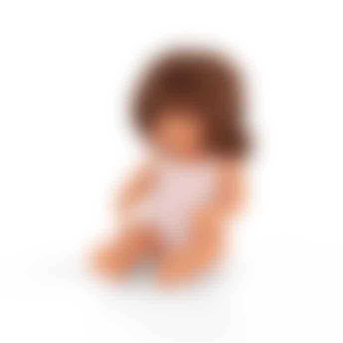 Miniland Redhead Baby Girl 38 cm