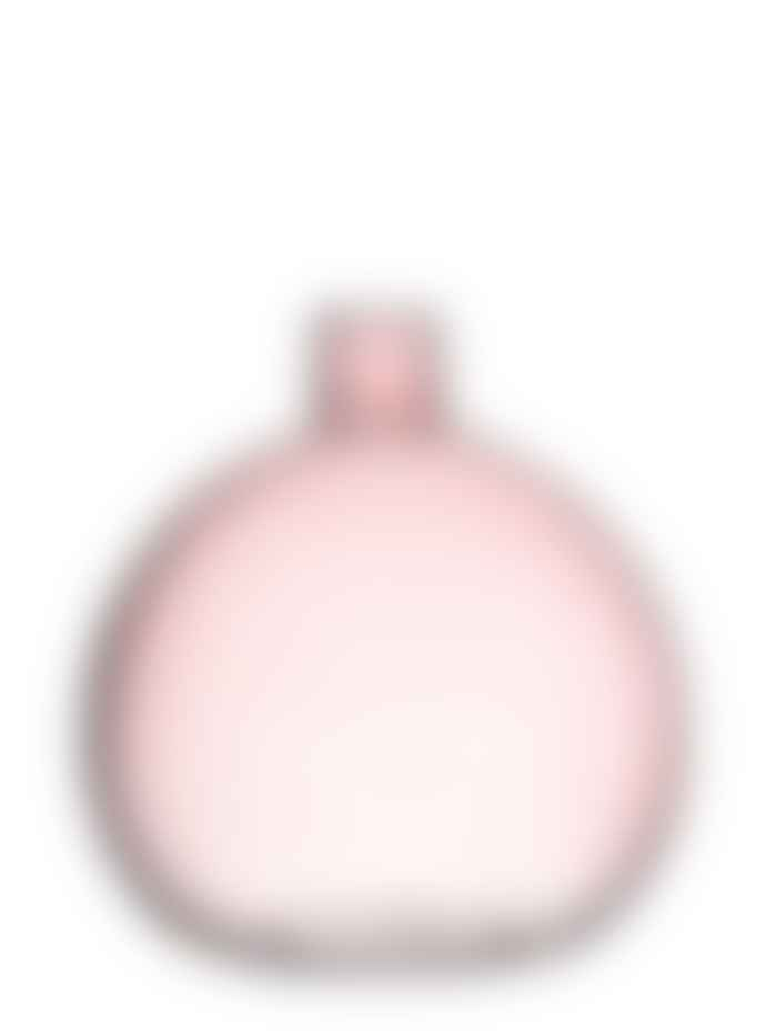 Wikholm Form Bubblan Mini Pink Glass Vase