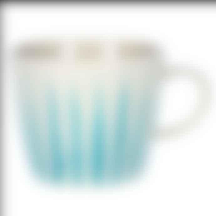 Gisela Graham Bright Blue Mug