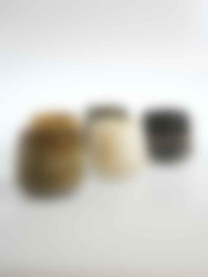 Pura Cal Aromatic Candle Ceramic Sandalwood