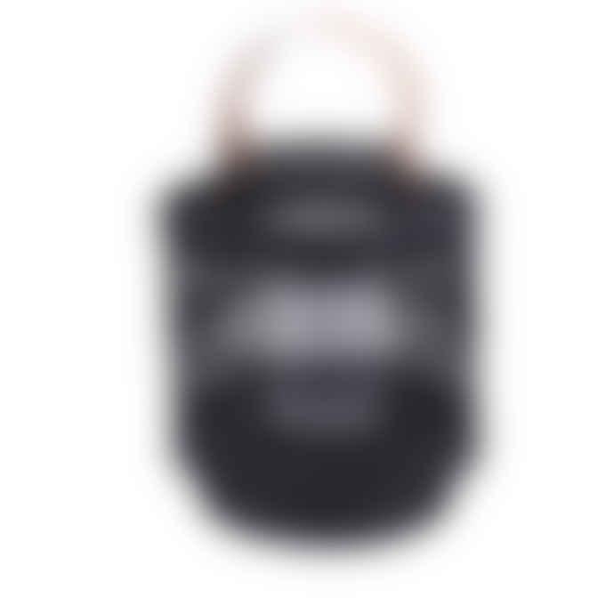 Chickidee Natural Bamboo Lantern - Black