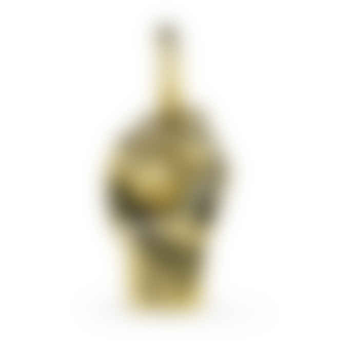 Bitten Design Gold The Finger Hand Sculpture