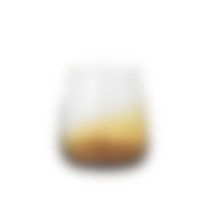 Broste Copenhagen Amber Mouthblown Tumbler