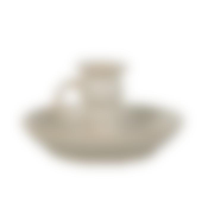 Wikholm Form Isabella Finger Candle Holder In Off White