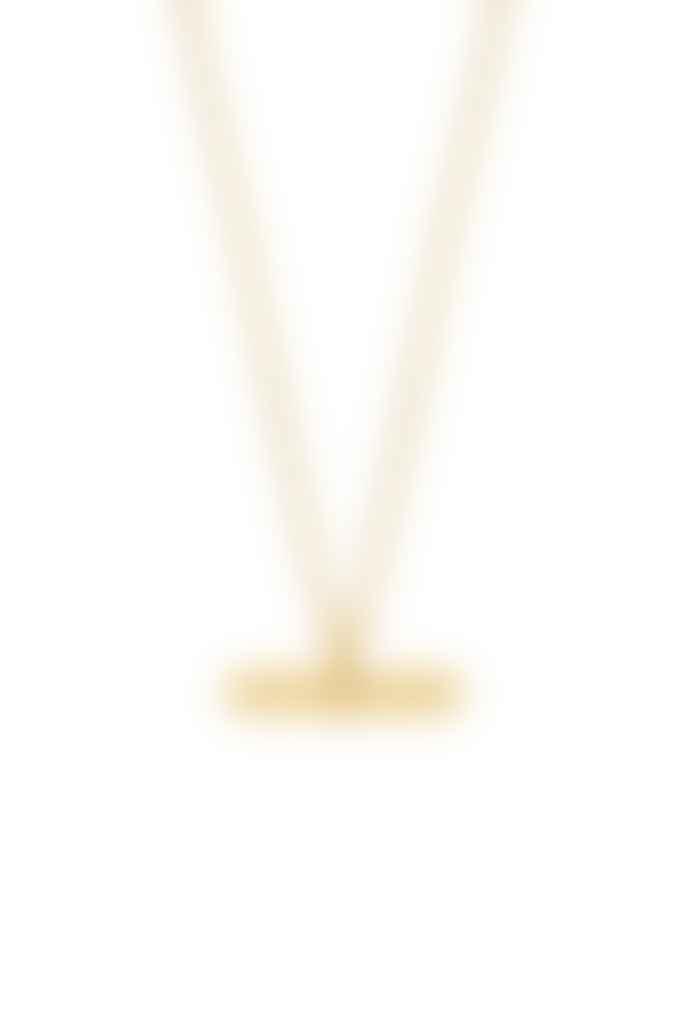 Estella Bartlett  T Bar Necklace