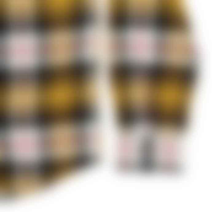 Edwin Labour Shirt Yellow Black Garment Washed