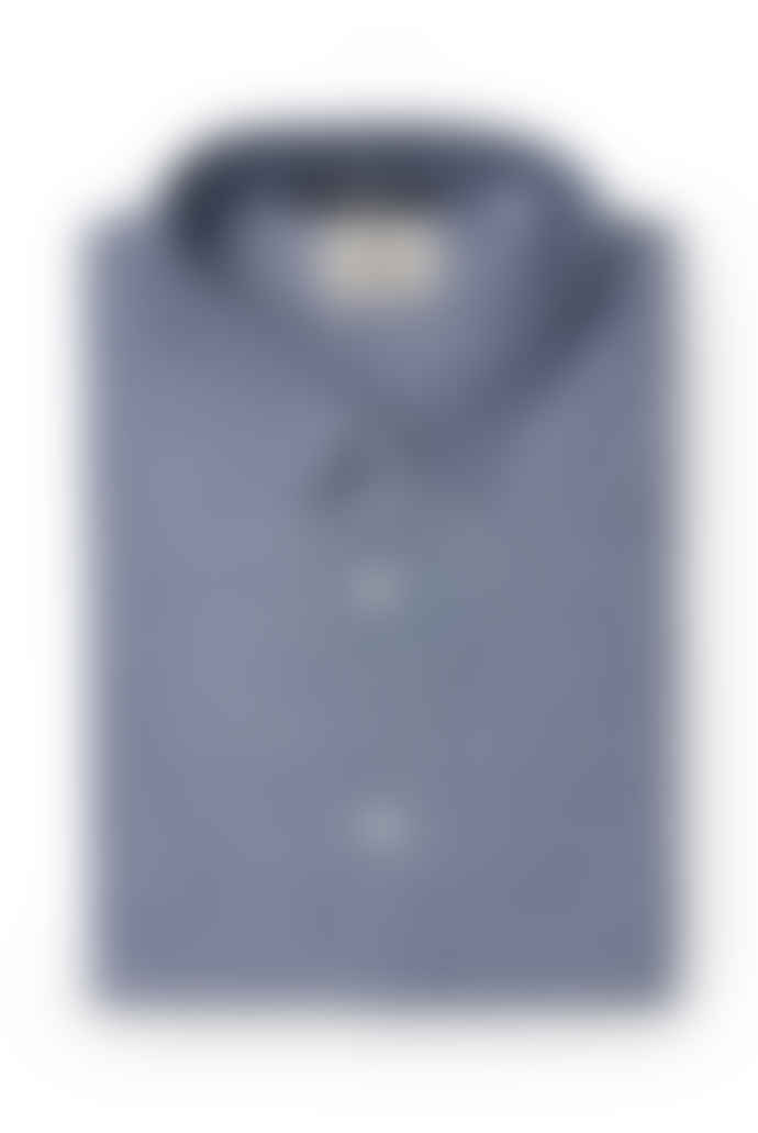 A.D.Deertz Navy Snow Oreto Shirt