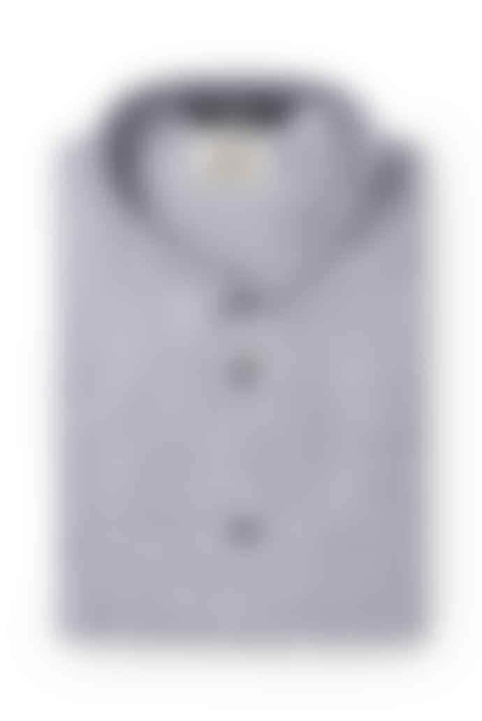A.D.Deertz Grey Linen Mazaro Shirt