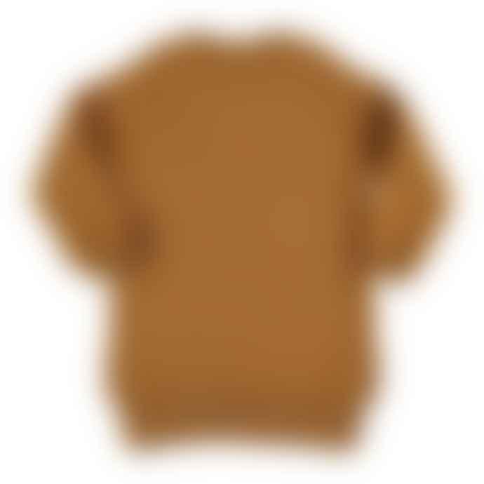Picnik Funny Hand Sweatshirt Dress
