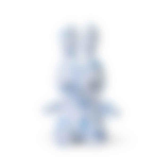 "Miffy Sitting Delft Blue - 23 cm - 9"""