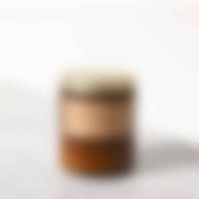 P.F. Candle Co Teakwood  & Tobacco 7.2 Oz Standard Soy Candle