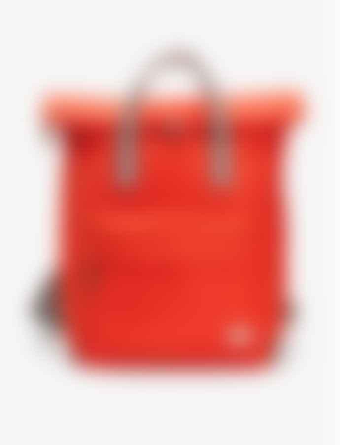 ROKA Medium Neon Red Canfield B Backpack