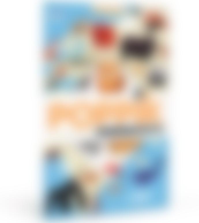 Poppik Sticker Panorama Animals Of The World
