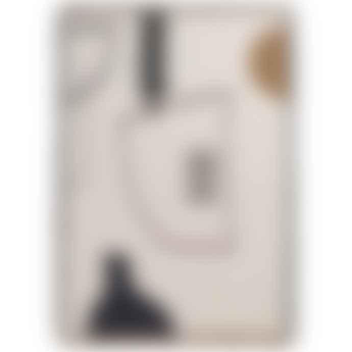 Ferm Living Mirage Blanket Off-White 120x170cm