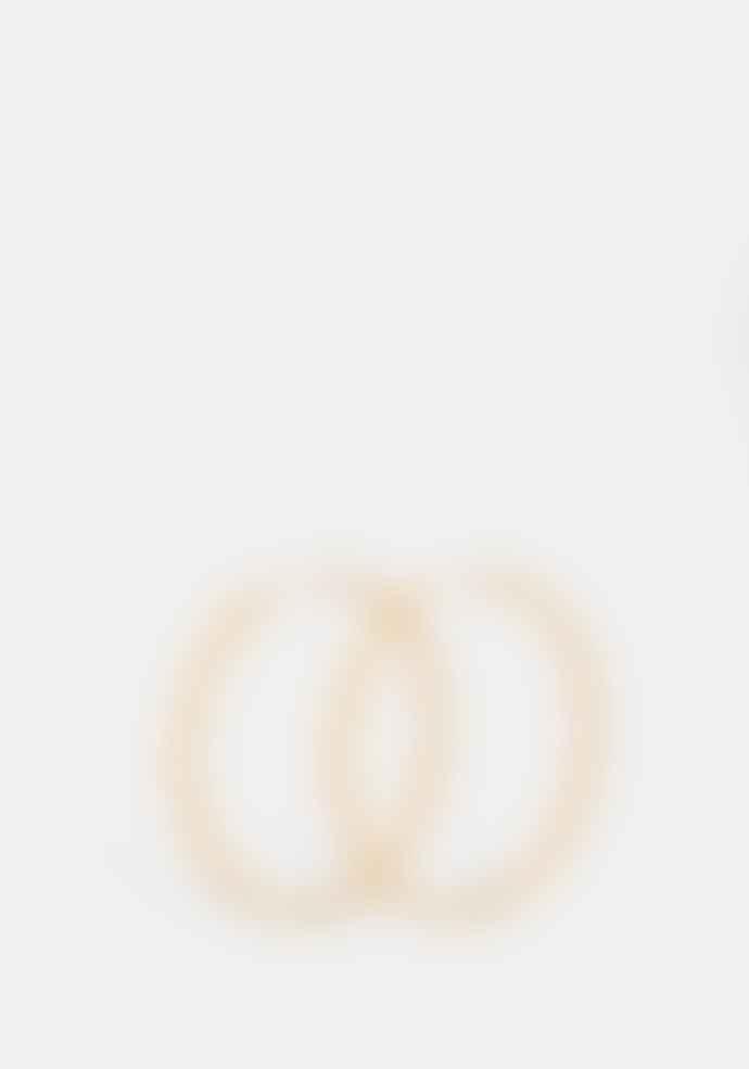 Pernille Corydon Small Orbit Gold Hoops
