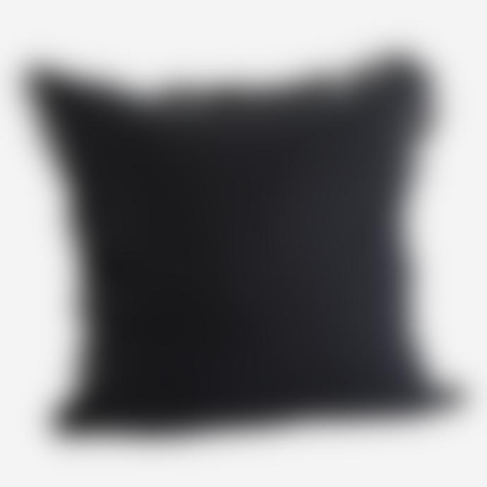 Madam Stoltz Cushion Cover W/Tassels 60x60