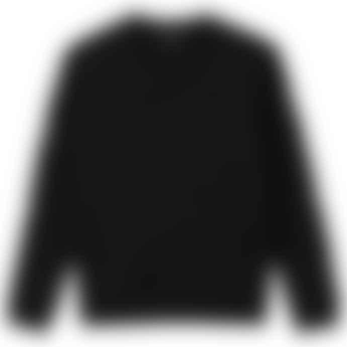 Emporio Armani  Bold Tape Crew Sweat Black