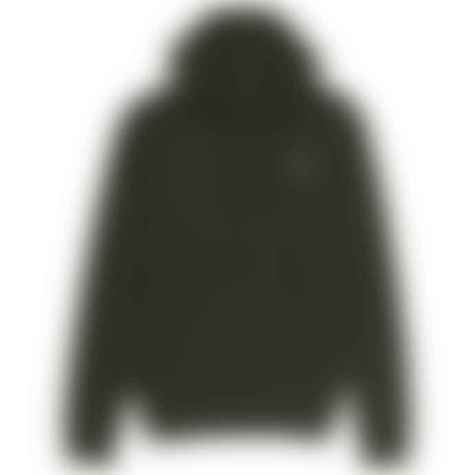 Emporio Armani  Clear Badge Overhead Hood Urban Chic