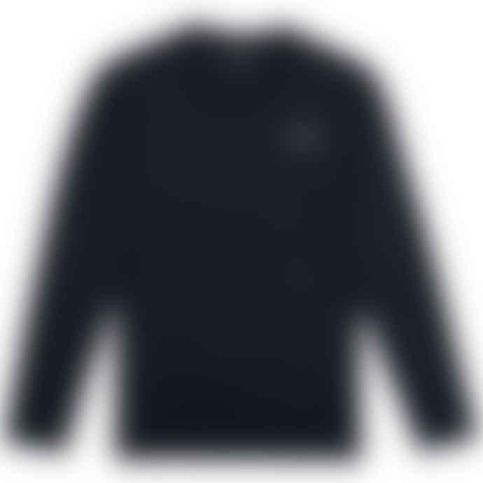 Emporio Armani  Navy Ea 7 Core Id Long Sleeve T Shirt