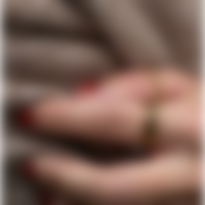Nordic Muse Waterproof 18k Gold Layered Twist Ring