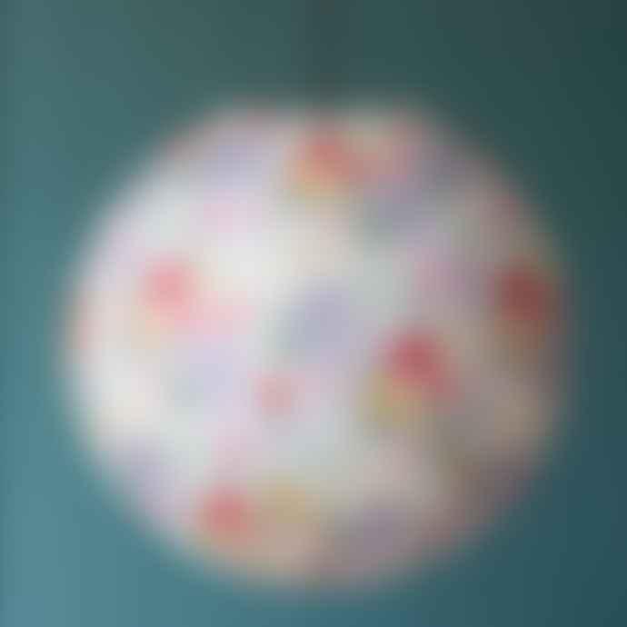 Rex London Paper Flowers Lamp