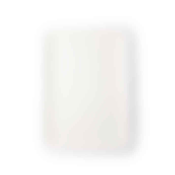 HKliving Speckled Tray White