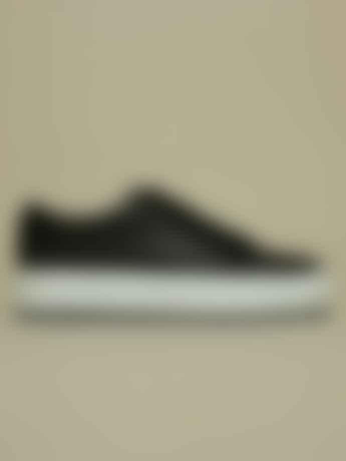 Philip Hog Molly Platform Trainers Shoes Black