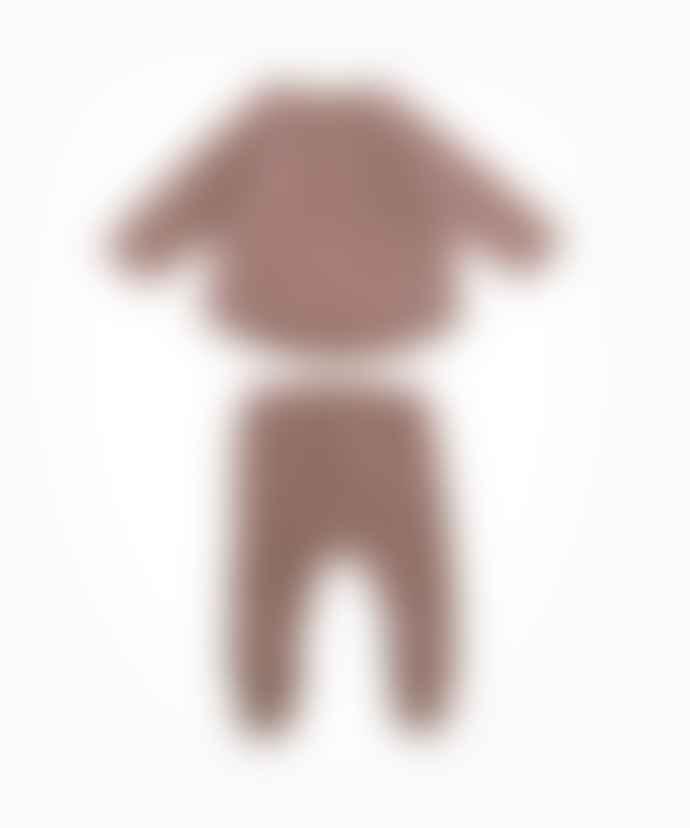 Play Up Caldera Sweatshirt And Leggings Set