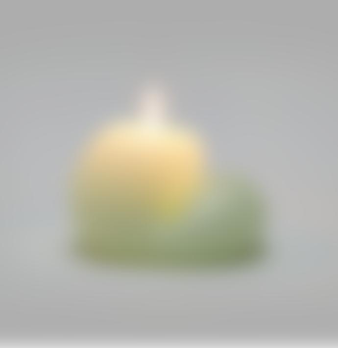 Areaware Candle Goober EM Green