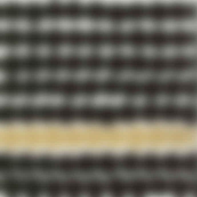 Marimekko  Rasymatto Black Gold Lunch Paper Napkins
