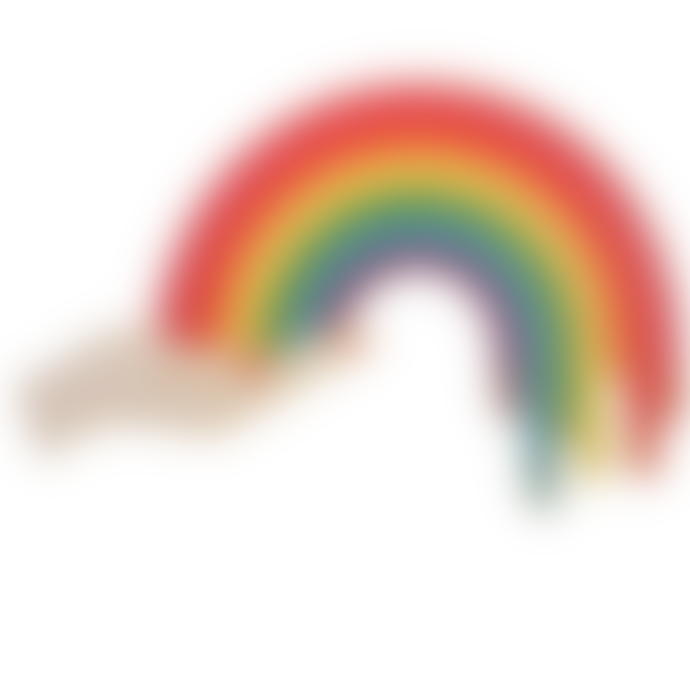 Bookspeed Rainbow Hand Puzzle
