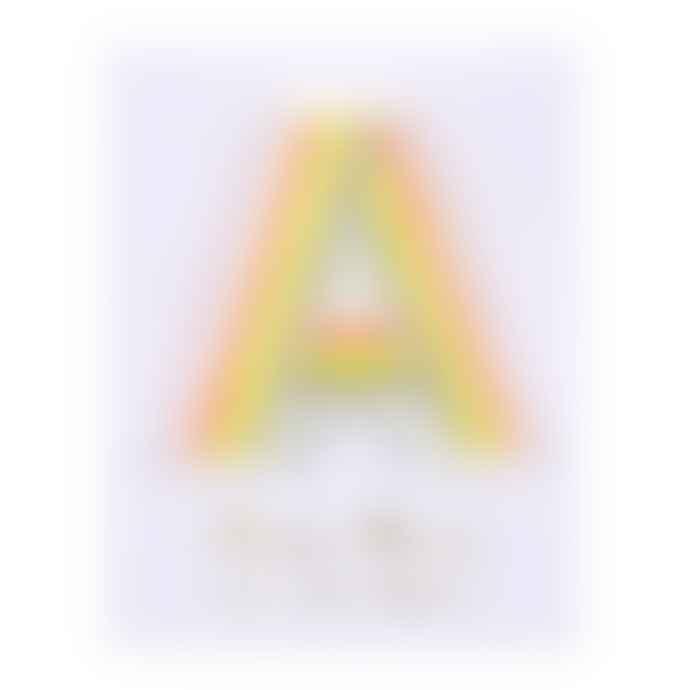 Meri Meri Iron On Alphabet Patches