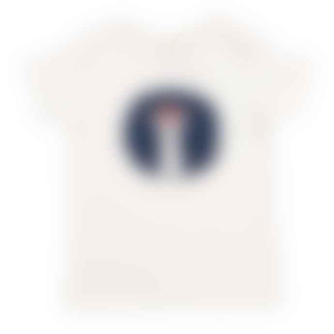 Pigeon Organics Pigeon Meerkat Face Single Print T Shirt