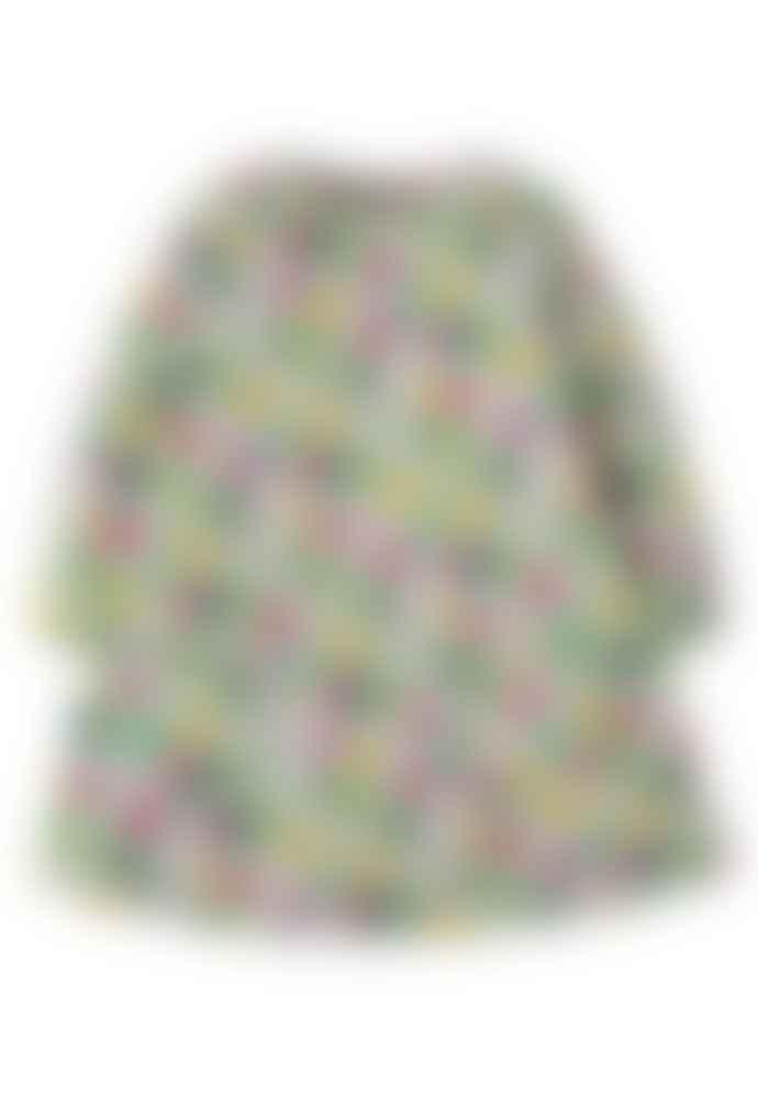 Frugi Becky Brushback Dress