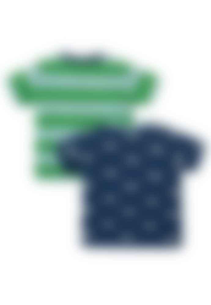 Frugi Tresco T Shirts 2 Pack