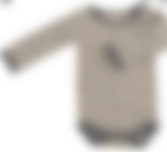 Pigeon Organics Long Sleeve Body Suit