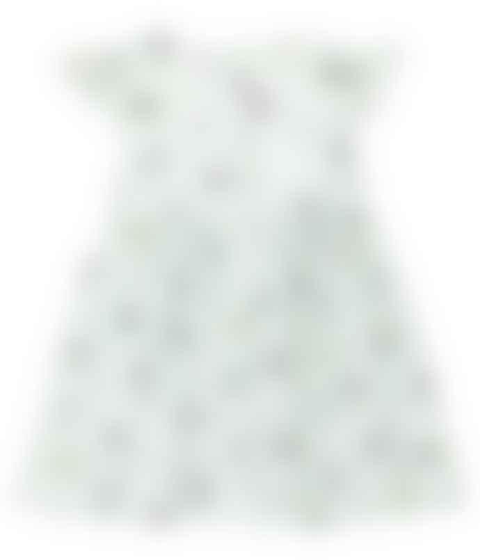 Petit Bateau Baby Girls Short Sleeved Print Dress