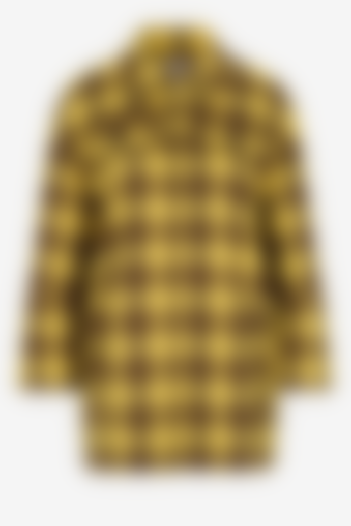 Baum und Pferdgarten Bethany Golden Brown Check Jacket