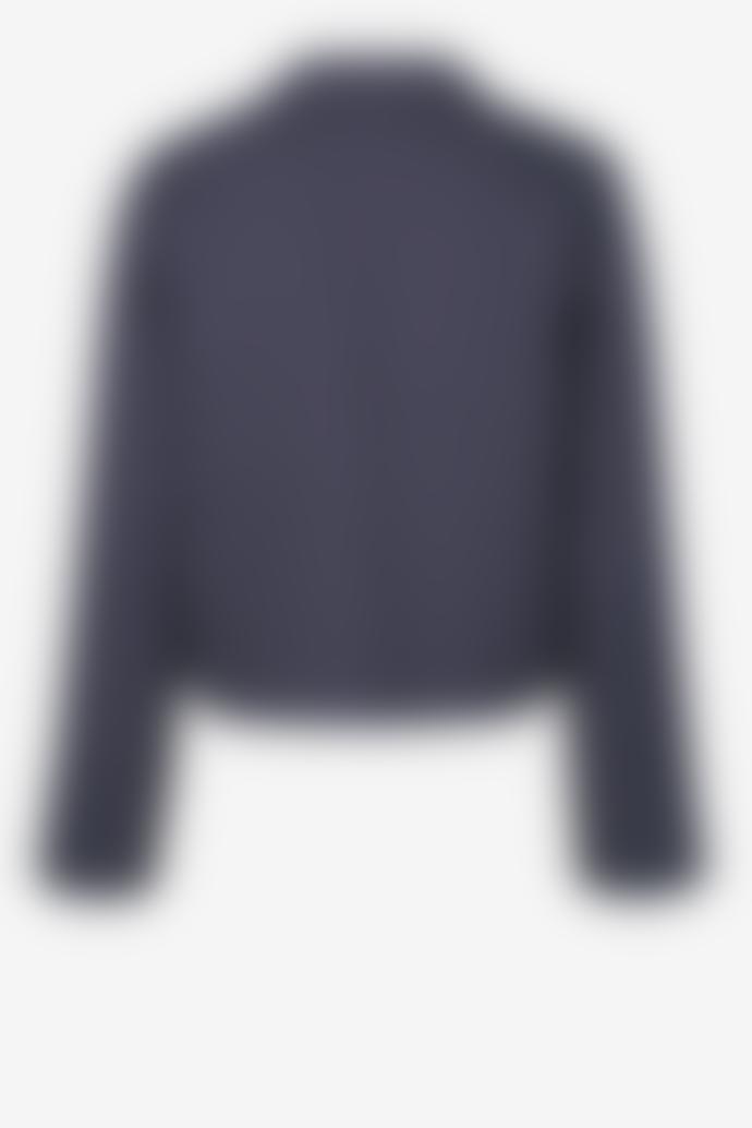 Baum und Pferdgarten Miri Cream On Navy Stripe Shirt