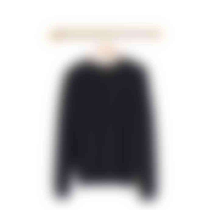 Le Mont St Michel Soero Elementaire Sweater Navy