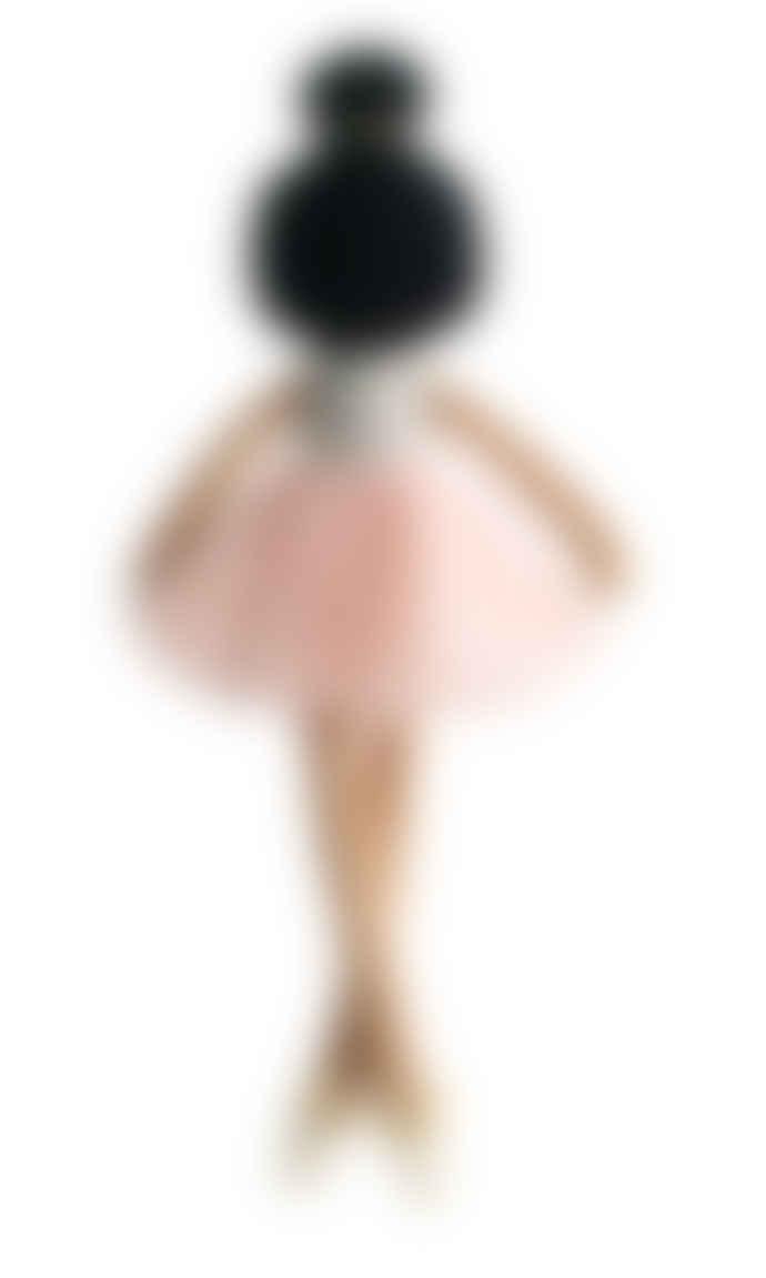 Alimrose Arabella Ballerina Doll 60 cm Peach