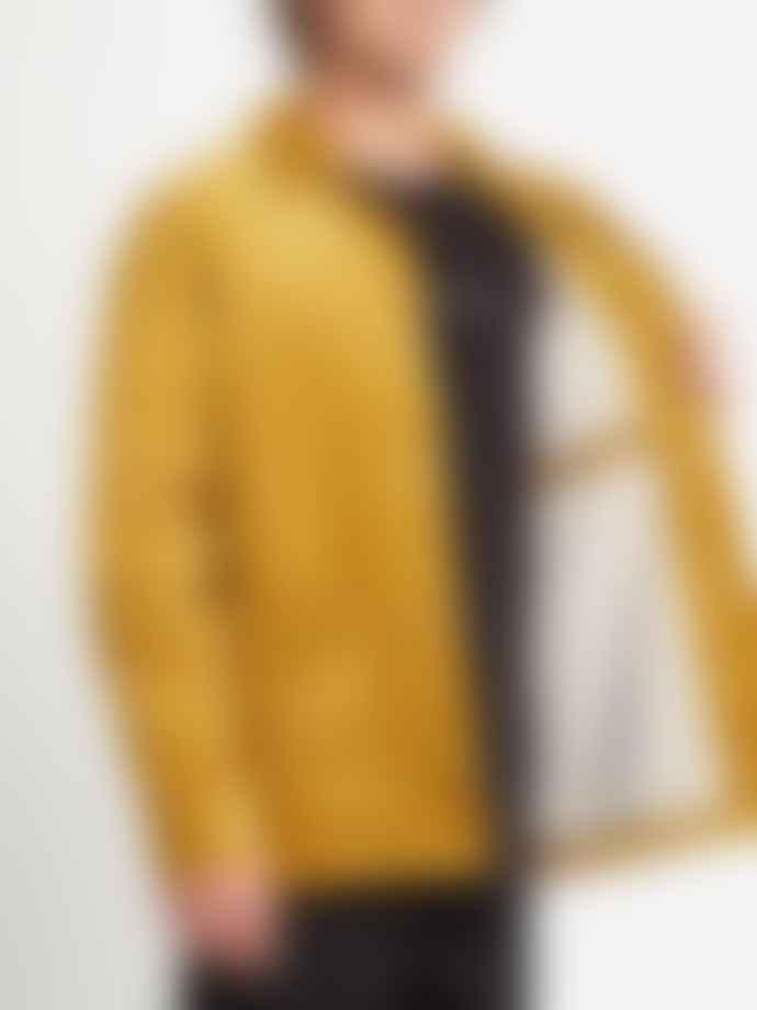 Volcom Benvord Jacket Gold Yellow