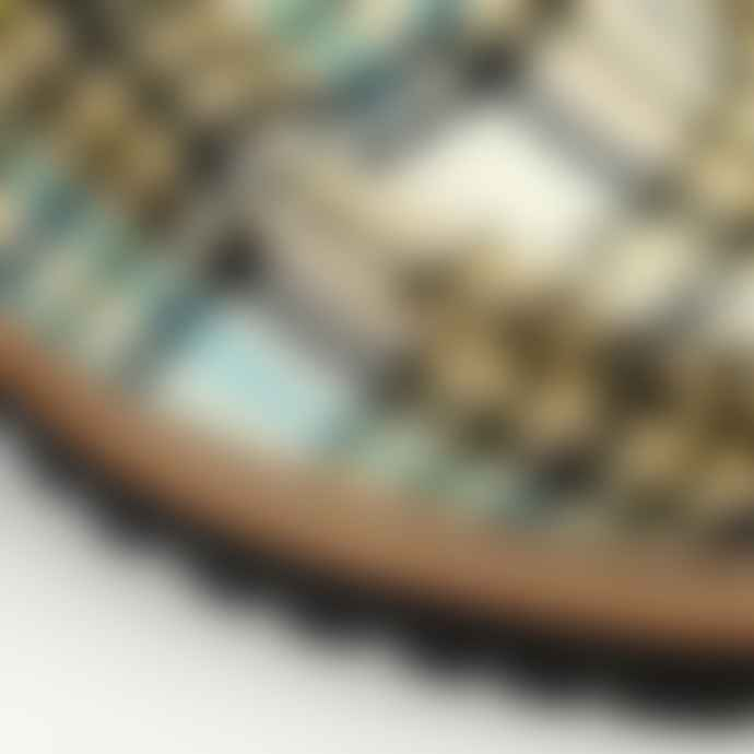 Good News  Beam Beige Blue Shoes