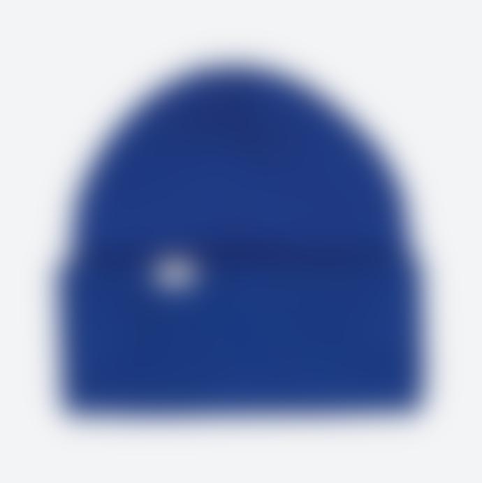 Makia Clothing Central Beanie Bright Blue