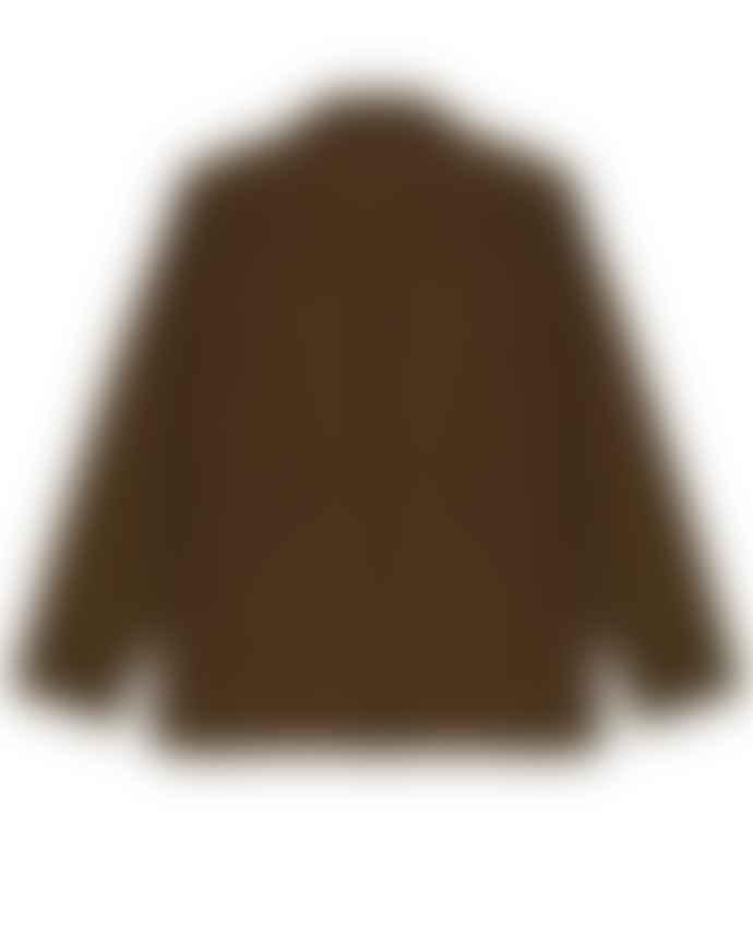 Outland Wear France Workwear Jacket Dubliner Canvas Cord Khaki