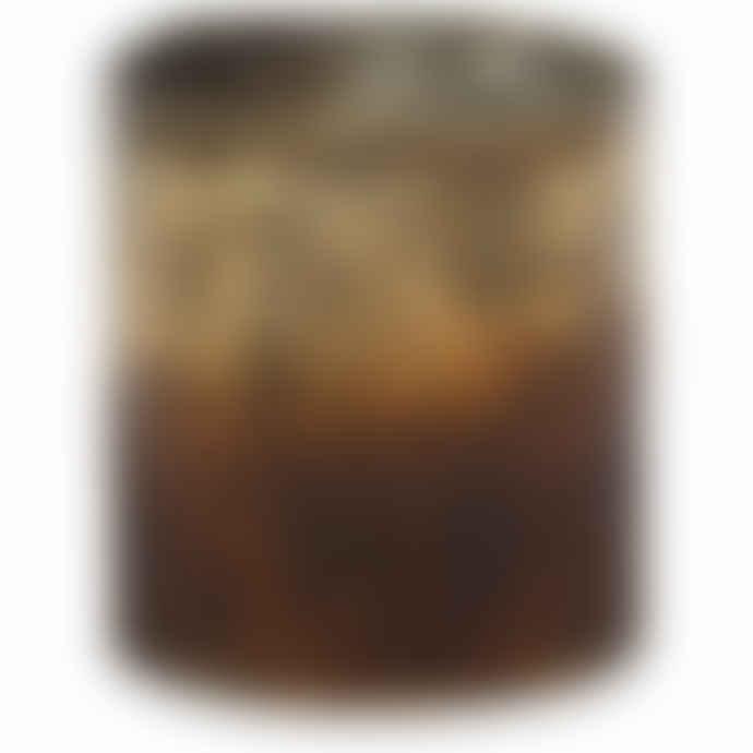 Nkuku Large Gold Morri Tea Light Holder