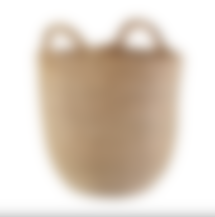 Retreat Home Woven Seagrass Storage Basket