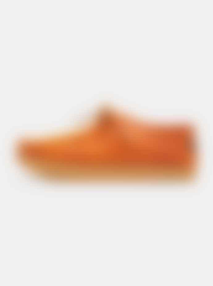 Yogi Footwear  Willard Reverse Vamp Negative Heel Apricot Shoes